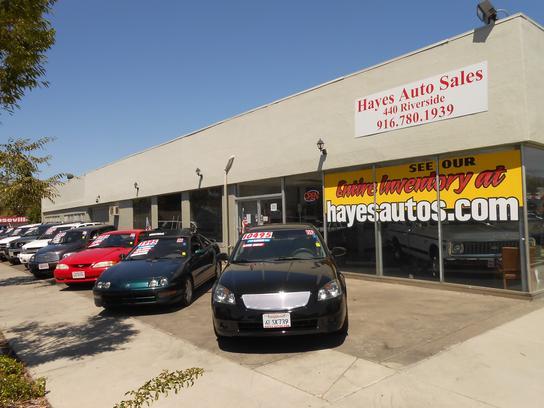 Roseville Auto Sales >> Hayes Auto Sales Car Dealership In Roseville Ca 95678 Kelley Blue