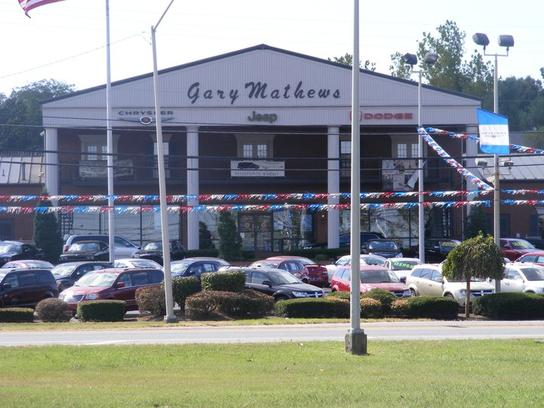 Gary Mathews Motors car dealership in Clarksville, TN 37040 | Kelley