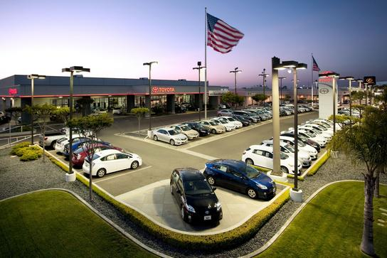 Toyota Of San Diego >> Kearny Mesa Toyota car dealership in San Diego, CA 92111