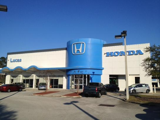 Directions To Lucas Honda Of Jacksonville
