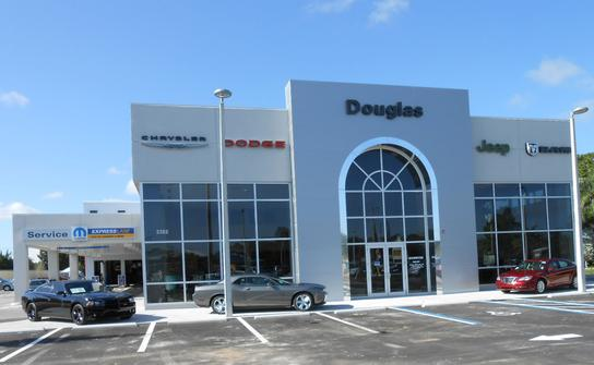 Douglas Jeep Chrysler Dodge