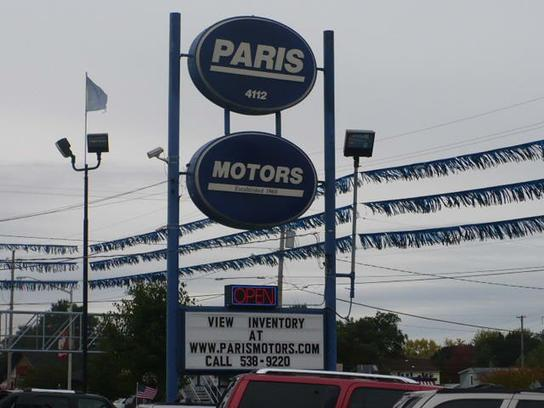 Paris Motors Inc.