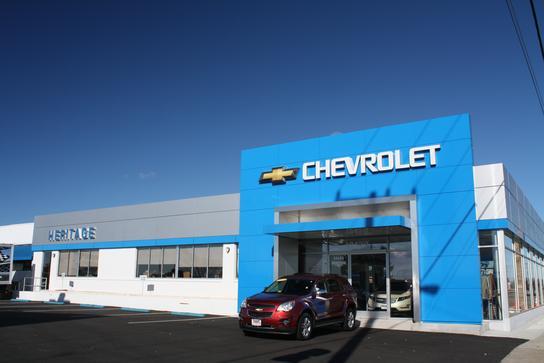 Heritage Chevrolet   VA