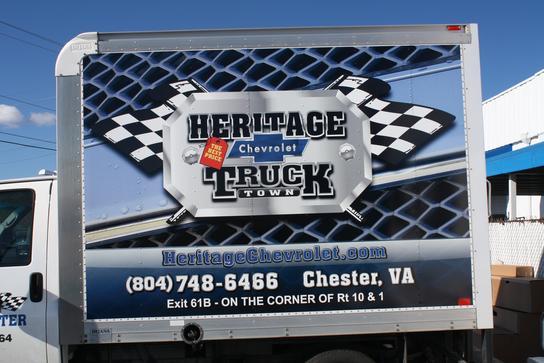 Heritage Chevrolet   VA Car Dealership In Chester, VA 23831 | Kelley Blue  Book
