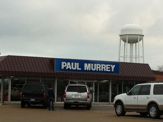 Paul Murrey Ford 3