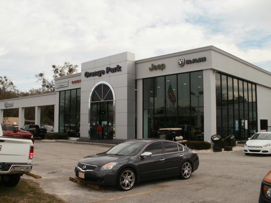 Orange Park Chrysler Jeep Dodge