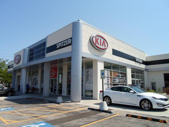 Spitzer Kia Cleveland Car Dealership In Cleveland Oh 44134 Kelley
