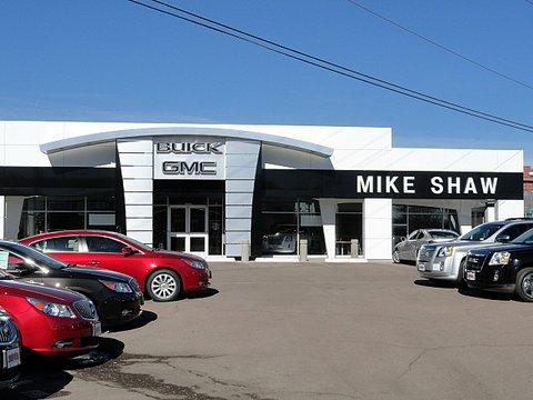 Mike Shaw Buick GMC Truck 1