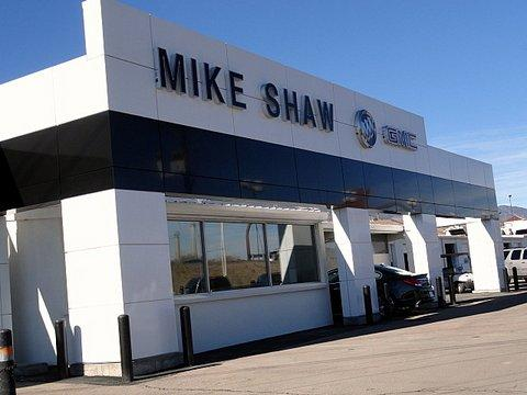 Mike Shaw Buick GMC Truck 3