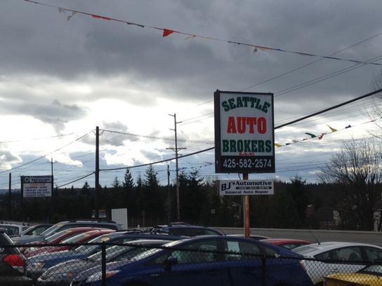 Seattle Auto Brokers LLC car dealership in Lynnwood, WA 98087 ...