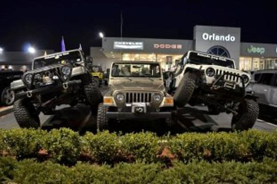 Orlando Dodge Chrysler Jeep Ram Car Dealership In Orlando FL - Chrysler dodge jeep orlando