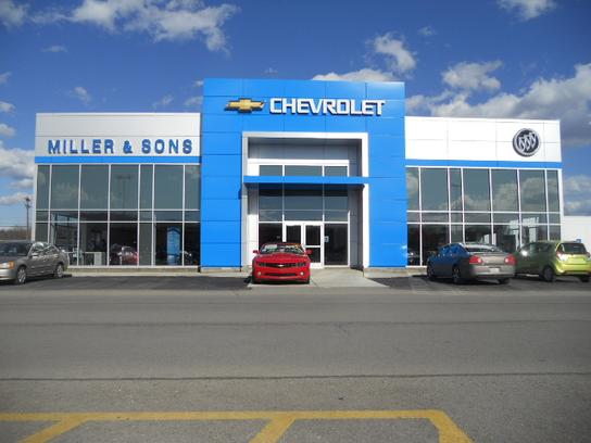 Miller And Sons >> Miller Sons Chevrolet Buick Car Dealership In Aliquippa Pa 15001
