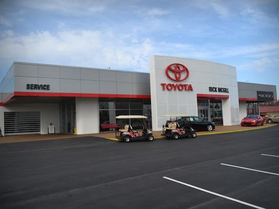 Rick Mcgill S Toyota