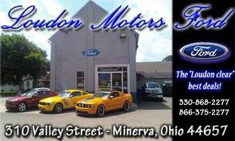 Loudon Motors Ford 1