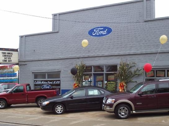loudon motors ford car dealership in minerva oh 44657