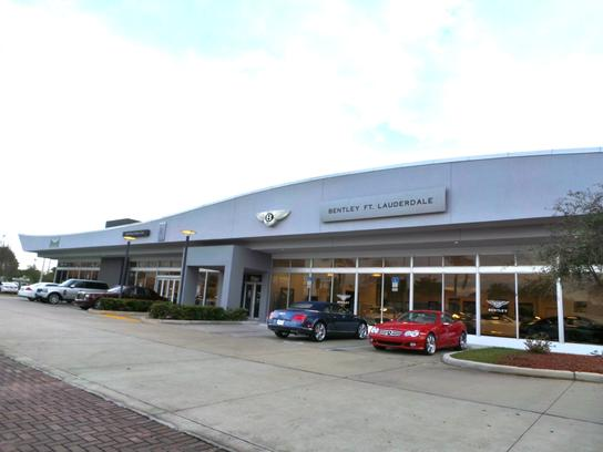 Aston Martin Bentley RollsRoyce Fort Lauderdale Car Dealership In - Aston martin dealership florida