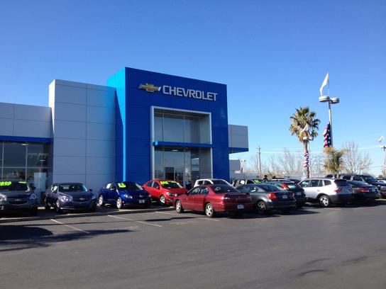 Fremont Chevrolet Car Dealership In Fremont Ca 94538