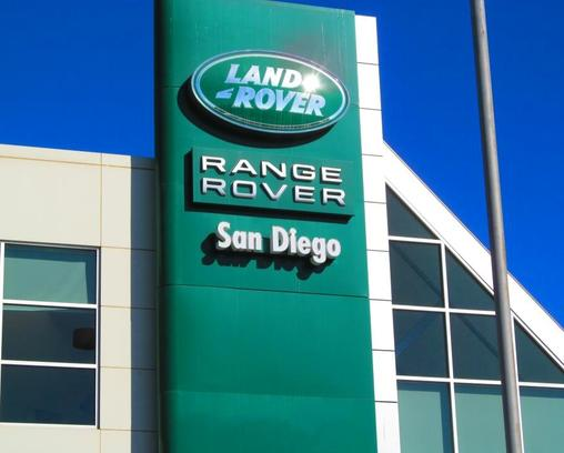 Land Rover San Diego Car Dealership In San Diego, CA 92126