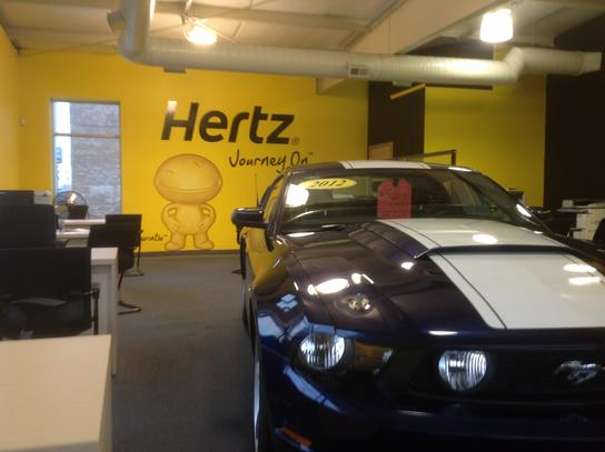 Hertz Car Sales Detroit 1