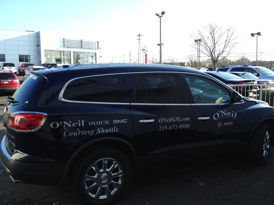 o neil buick gmc car dealership in warminster pa 18974 kelley blue book o neil buick gmc car dealership in