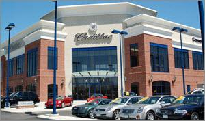 Germain Cadillac of Easton 1