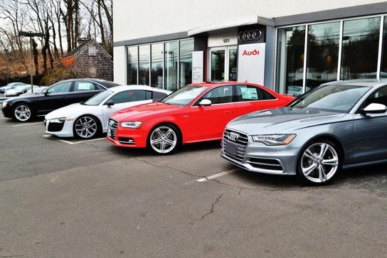 New Country Audi Of Greenwich Car Dealership In Greenwich CT - Audi greenwich