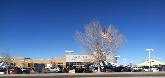Ford Dealership Albuquerque >> Power Ford Car Dealership In Albuquerque Nm 87107 4942