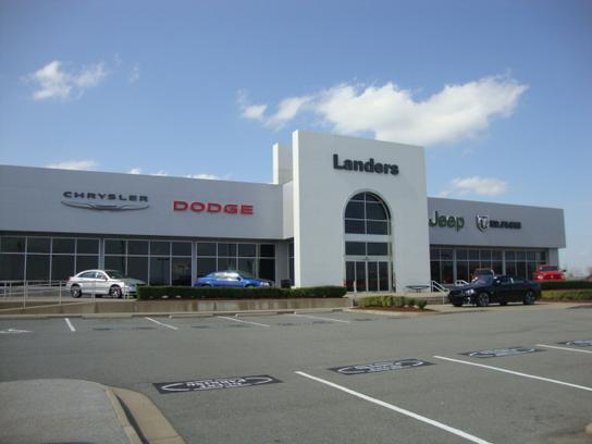 Landers Chrysler Dodge Jeep Ram