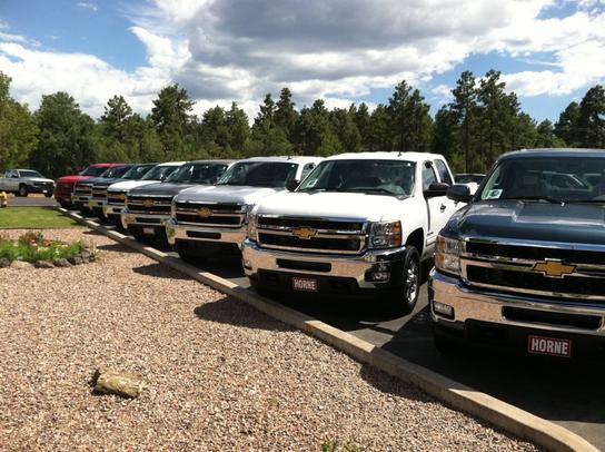 Horne Auto Center Car Dealership In Show Low AZ Kelley Blue - Show low car dealers