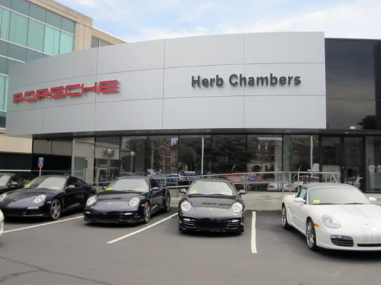 Herb Chambers Porsche >> Herb Chambers Porsche Of Boston Car Dealership In Boston Ma 02134