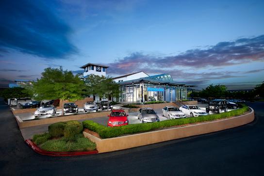 Mercedes-Benz of El Dorado Hills car dealership in El ...