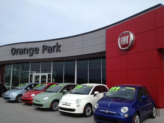 fiat of orange park car dealership in jacksonville, fl 32244