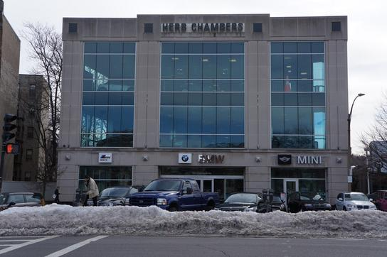 Herb Chambers BMW >> Herb Chambers Bmw Car Dealership In Boston Ma 02134