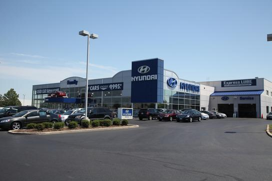 Family Hyundai car dealership in TINLEY PARK, IL 60477-1395 | Kelley