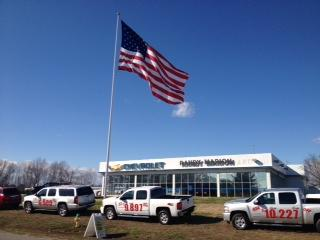 Randy Marion Chevrolet of Statesville LLC car dealership in ...