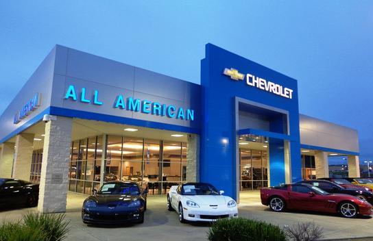 All-American Chevrolet of Killeen 1