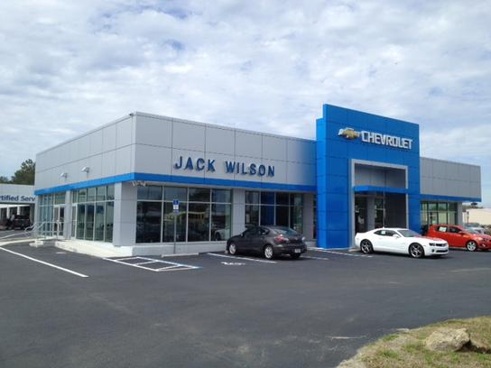 Jack Wilson Chevrolet Buick GMC Car Dealership In St Augustine FL - Where is the nearest buick dealership