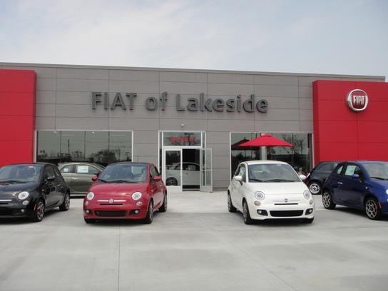 Fiat Of Lakeside Car Dealership In MACOMB MI Kelley - Fiat dealership michigan