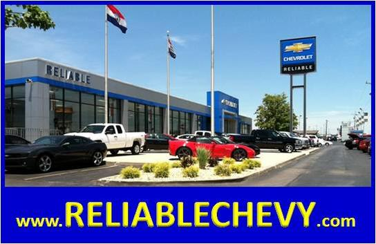 Reliable Chevrolet Springfield Mo >> Reliable Chevrolet Mo Car Dealership In Springfield Mo