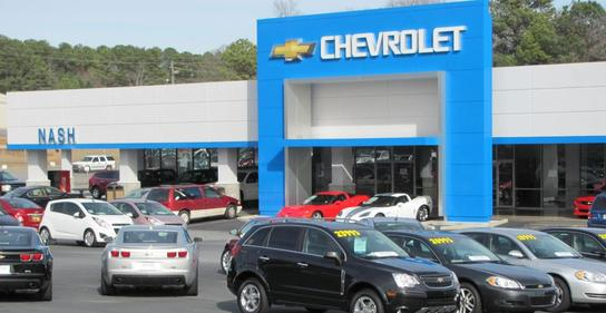 Nash Chevrolet car dealership in Lawrenceville, GA 30045-6363 ...
