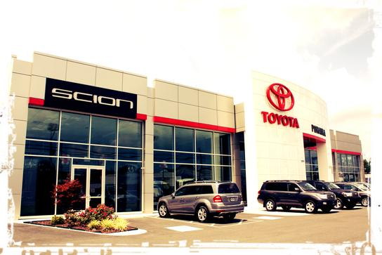 Pohanka Toyota/Scion Of Salisbury