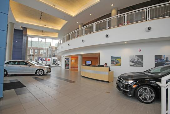 Mercedes-Benz Of Chicago car dealership in Chicago, IL ...