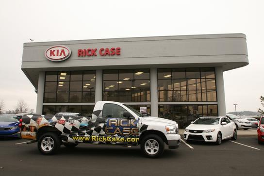 Rick Case Kia at Gwinnett Place