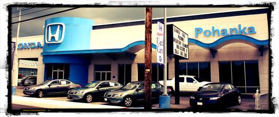 Pohanka Honda Of Salisbury Car Dealership In Salisbury Md 21801