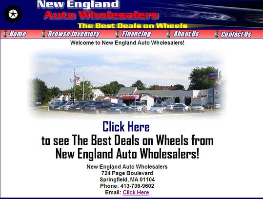 New England Auto Wholesalers