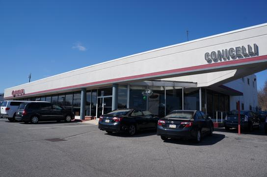 Conicelli Toyota of Springfield 1