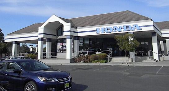 Hansel Honda Car Dealership In Petaluma Ca 94952 6507