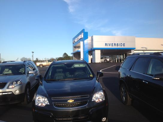 Riverside Chevrolet Car Dealership In Wetumpka, AL 36092 | Kelley Blue Book