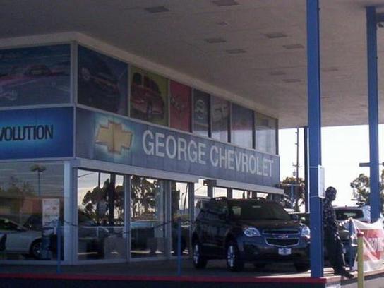 George Chevrolet Car Dealership In Bellflower Ca 90706