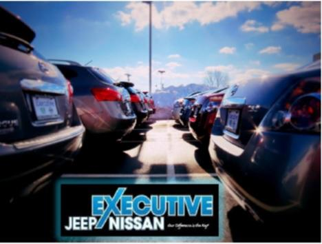 Executive Jeep Nissan 1